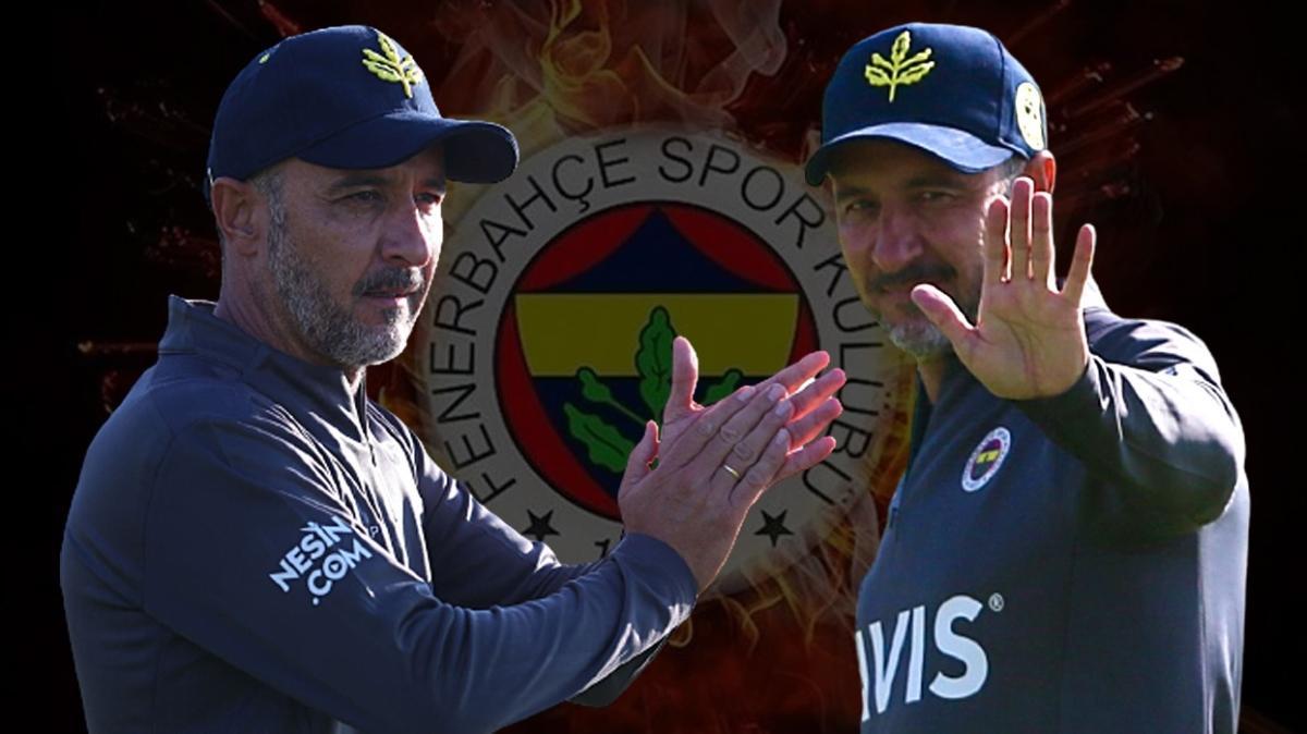 Vitor Pereira'nın Fenerbahçe'ye liderliği getiren sihirli dokunuşları