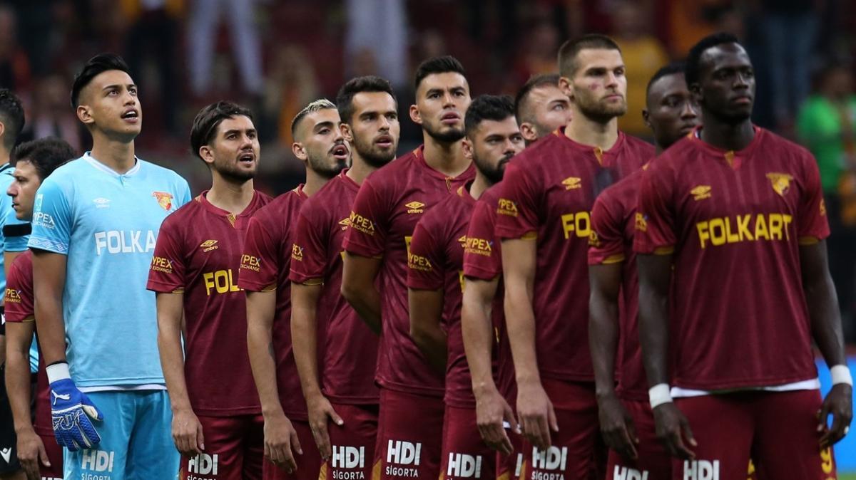 Göztepe'de Giresunspor maçı öncesi endişe hakim