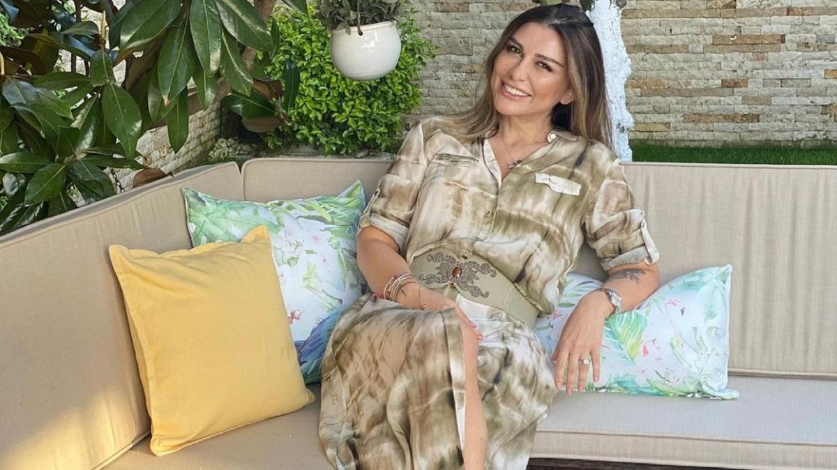 Hamdi Alkan'ın eşi Selen Görgüzel estetik iddialarına cevap