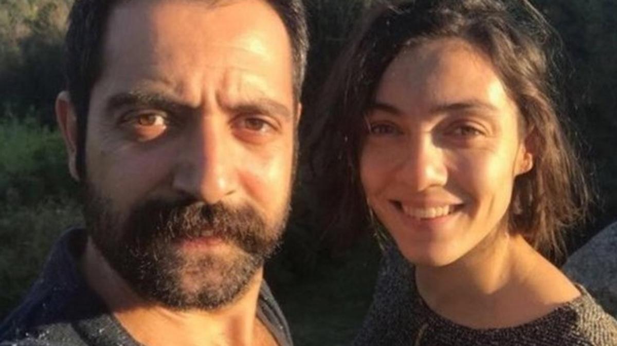 """Merve Dizdar ve Gürhan Altundaşar barıştı mı"""" Kadıköy'de buluştular"""