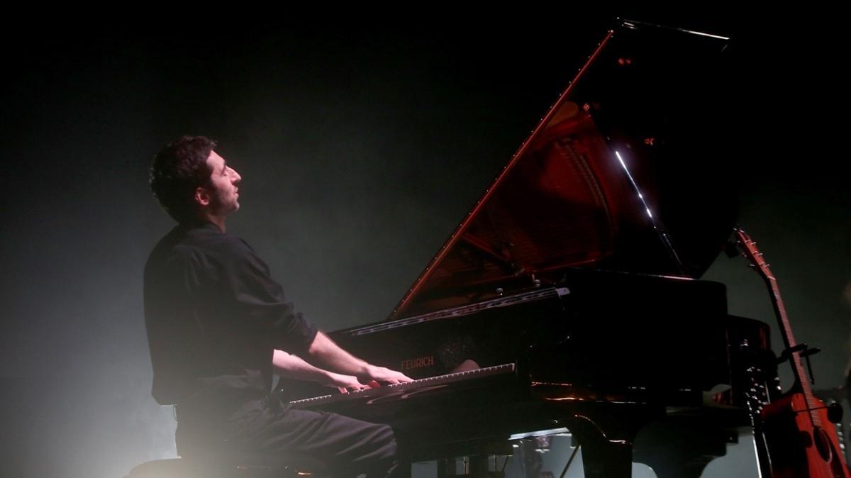 Rus müzisyen Evgeny Grinko'dan Üsküdar'da piyano resitali