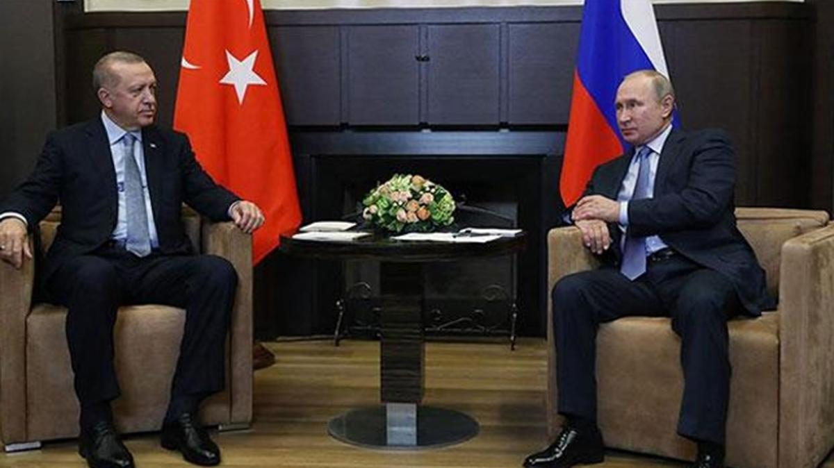 Rusya'dan Türkiye açıklaması: Soçi'de ikili meseleler görüşülecek