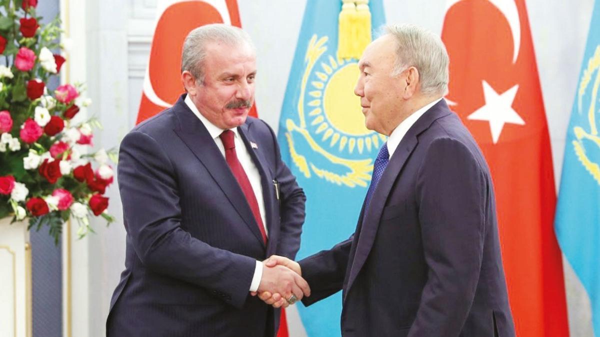 TBMM Başkanı Mustafa Şentop: Türk dünyası ortak alfabede buluşmalı