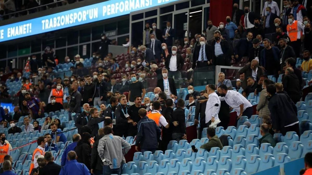 Trabzonspor'da 20 bin biletin sadece 12 bini satıldı