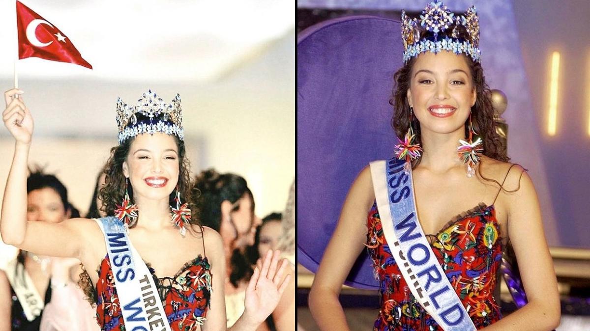 Üç maddede 2002 Miss World elbisesinin hikayesi