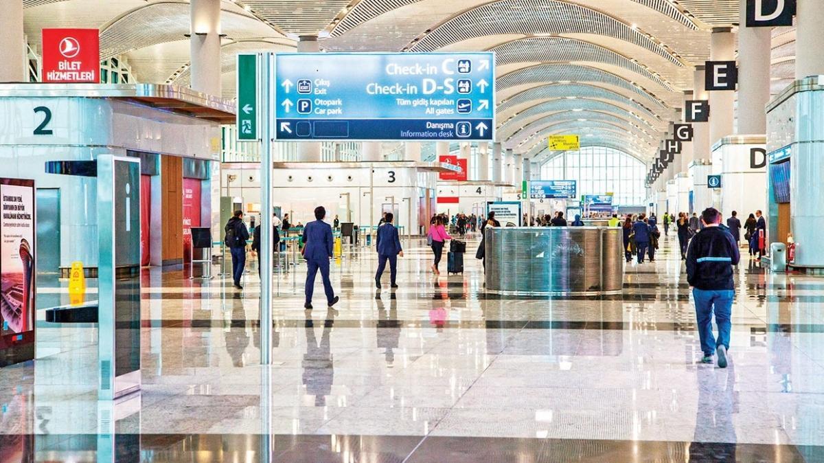 Ulaştırma ve Altyapı Bakanı Adil Karaismailoğlu: 'İstanbul'dan 100 milyon yolcu uçtu
