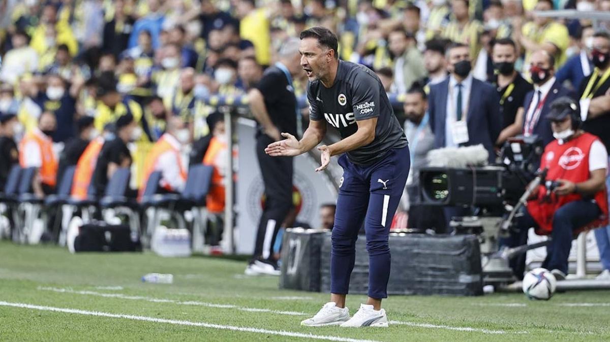 Vitor Pereira milli ara öncesi hedefini belirledi