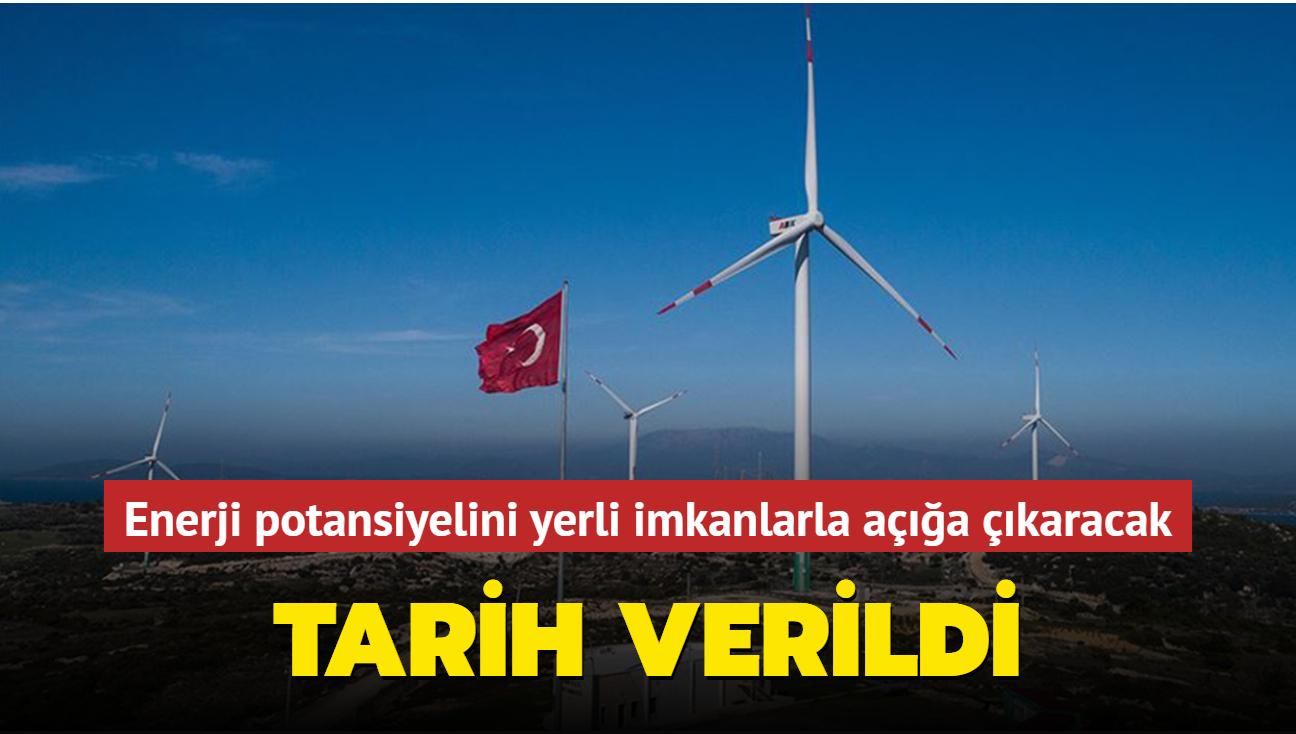 Yerlilik oranı artırılmış rüzgar türbinleri 2023'te üretime başlıyor