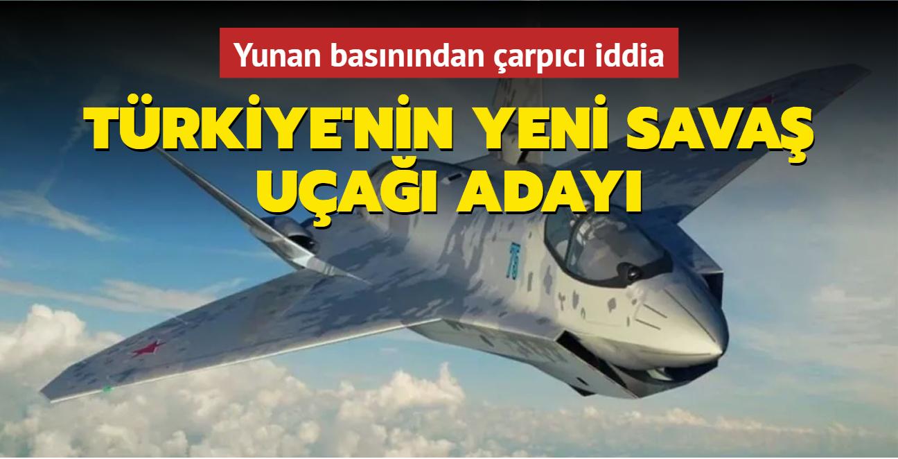 Yunan basınından çarpıcı iddia... Türkiye Rus 'Checkmate' uçaklarına yöneldi