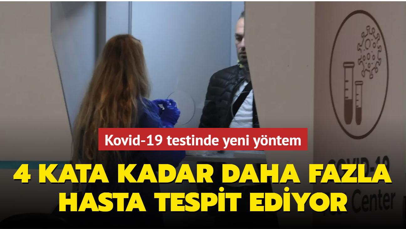 Yunanistan, COVID-19 testi uygulamalarında makine öğrenimi algoritmaları kullandı