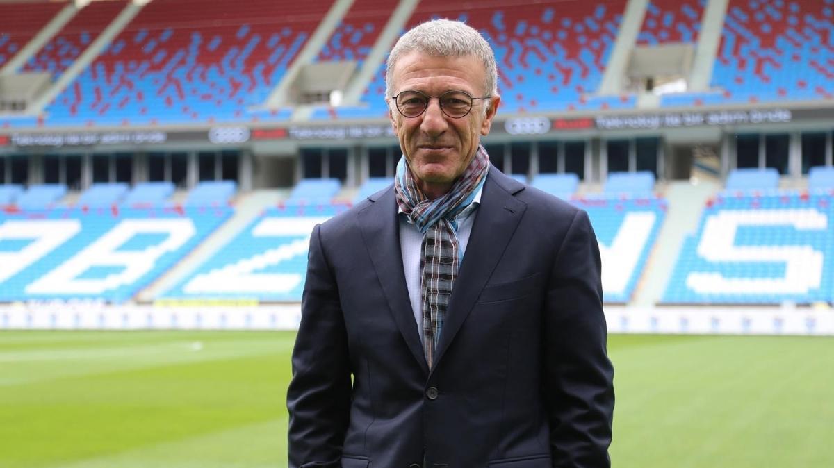 Ahmet Ağaoğlu hedefi şampiyonluk olarak açıkladı