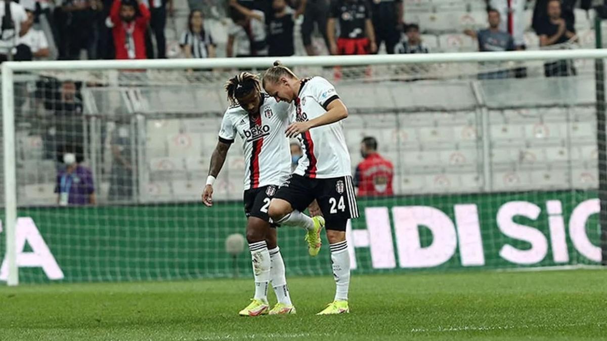 Beşiktaş'ta sakatlık krizi savunmayı vurdu