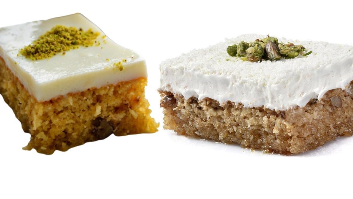 Çay yanına pratik tatlı Kıbrıs tatlısı tarifi