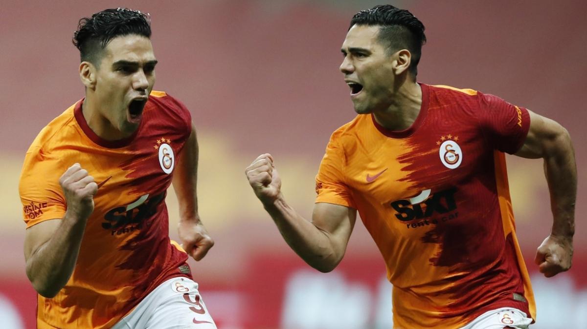 Falcao'dan Galatasaray'a bir ekstra fatura daha