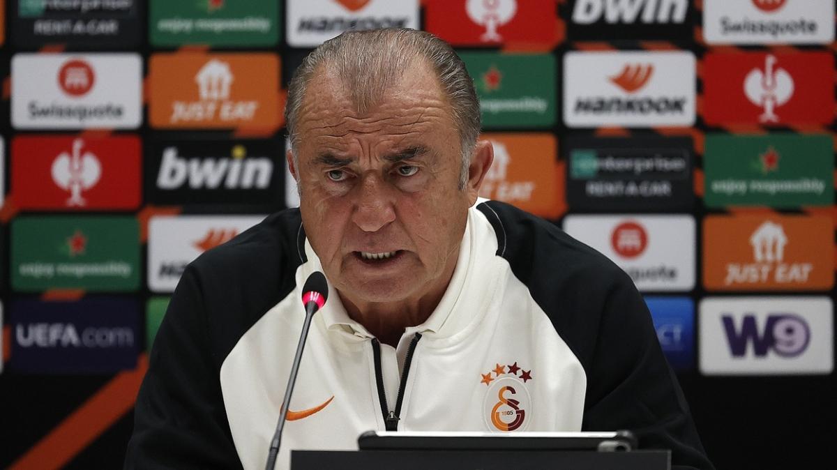 Fatih Terim Göztepe maçı sonrası söylediklerine açıklık getirdi