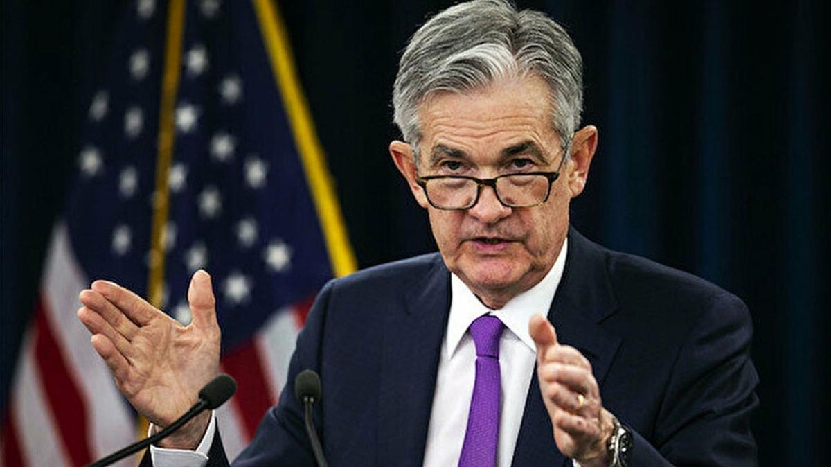 Fed Başkanı Powell: Yüksek enflasyon kalıcı değil