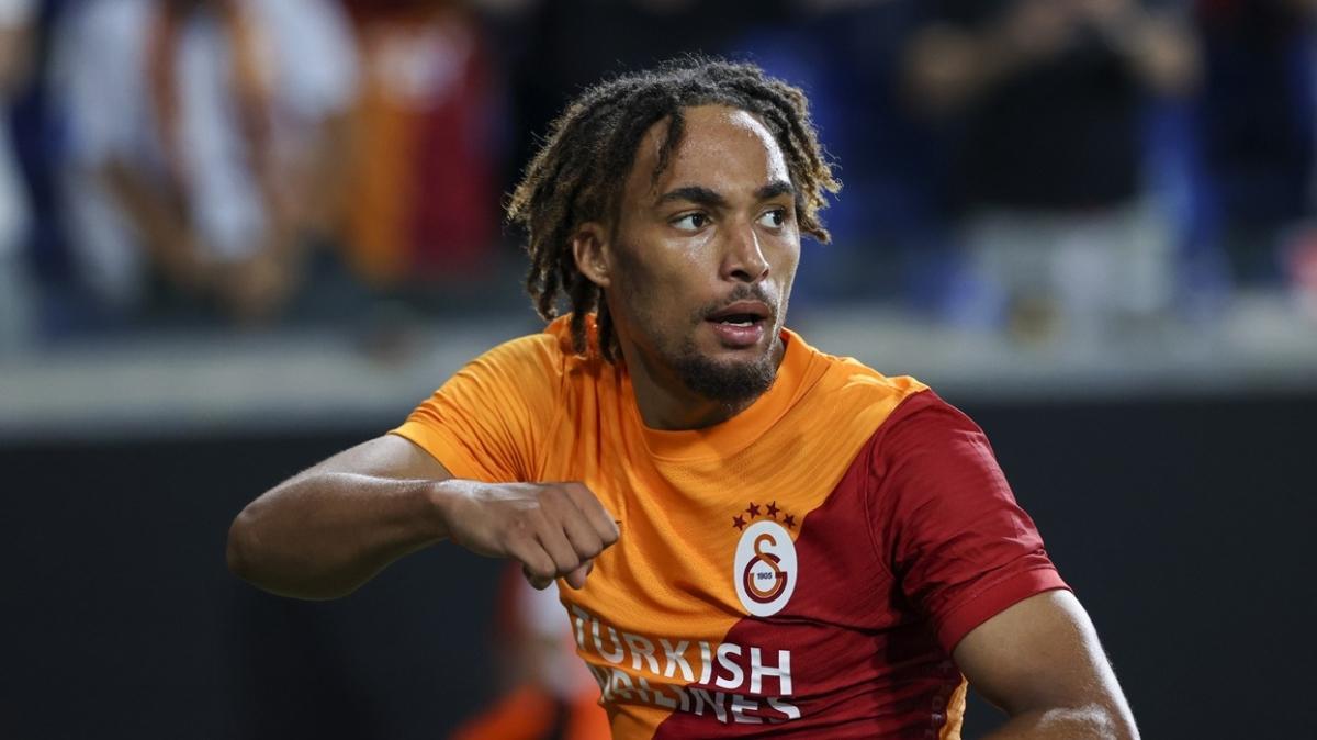 Galatasaray'da Sacha Boey ve Barış Alper kadroda
