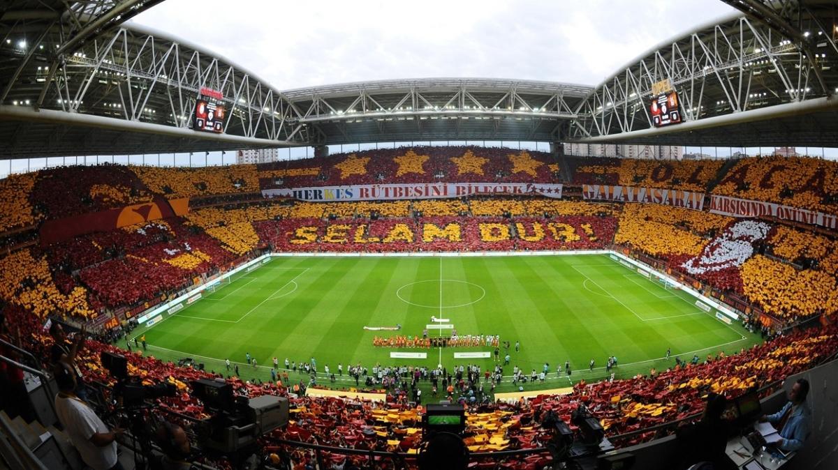 Galatasaray'ın stat isim hakkı için uluslararası firma