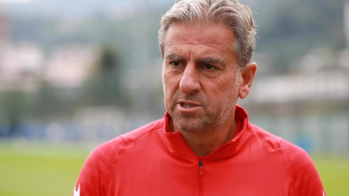 Hamza Hamzaoğlu Galatasaray'ı çıkış maçı olarak görüyor