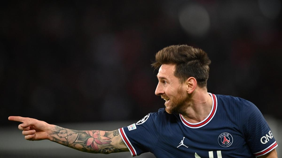 Lionel Messi'nin dönüşü... Paris Saint-Germain, Manchester City'yi devirdi