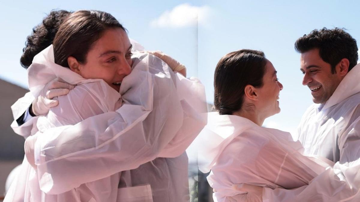 Masumlar Apartmanı'nda Gülben ve Esat evlilik kararı aldı! Twitter çalkalandı