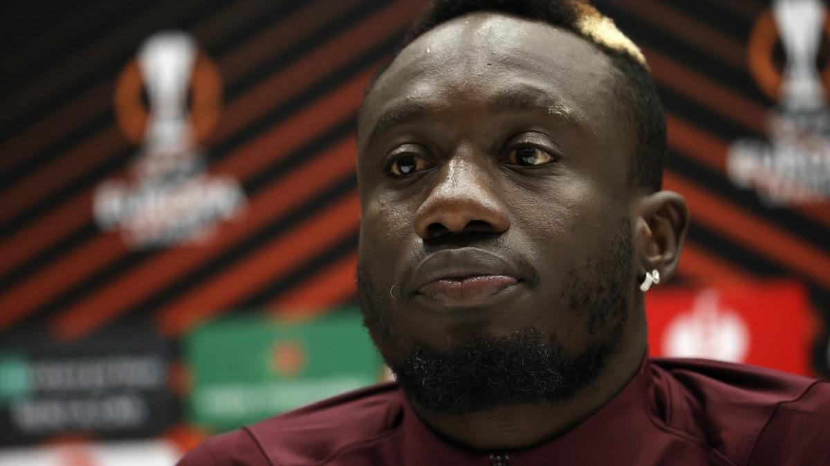 Mbaye Diagne yaptığı paylaşımlar ve Terim'le ilgili konuştu