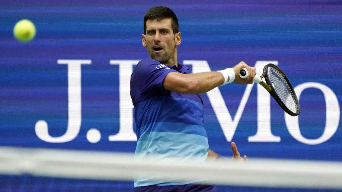 Novak Djokovic turnuvadan çekildi
