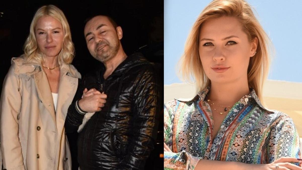 Seçil Gür'den Serdar Ortaç'ın eski eşi Chloe Loughnan hakkında itiraf