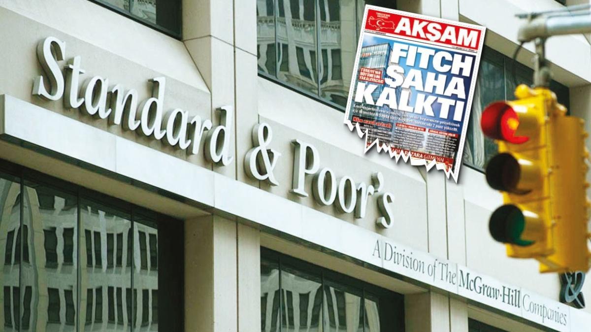 S&P pes etti: Biz de fena yanıldık... Türkiye tahminleri alt üst etti