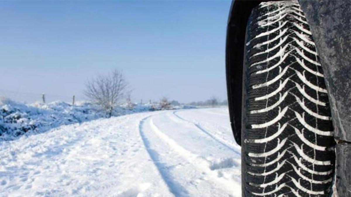 """Kış lastiği uygulaması ne zaman başlıyor"""" 2021 Kış lastiği zorunluluğu hangi araçları kapsar"""""""