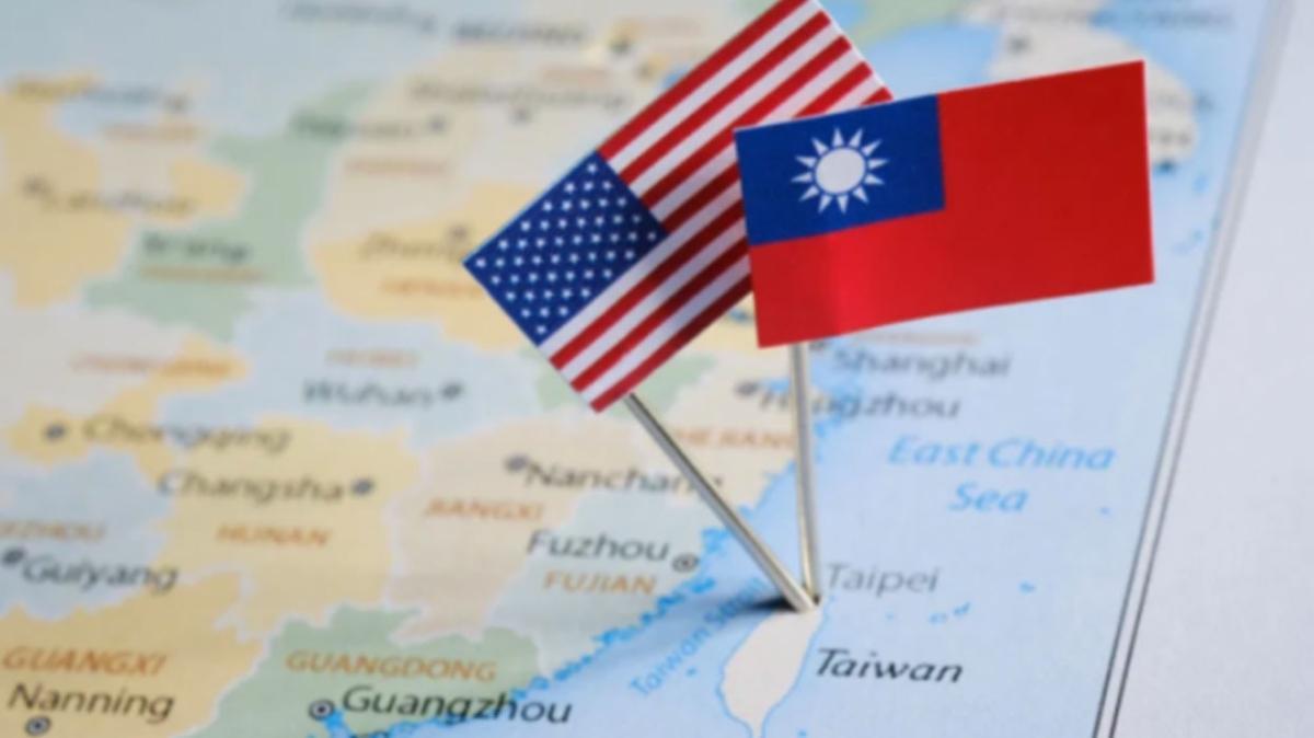 """ABD'li diplomat Cornforth: """"ABD, Tayvan'ın uluslararası katılım alanını genişletmeye kararlı"""""""