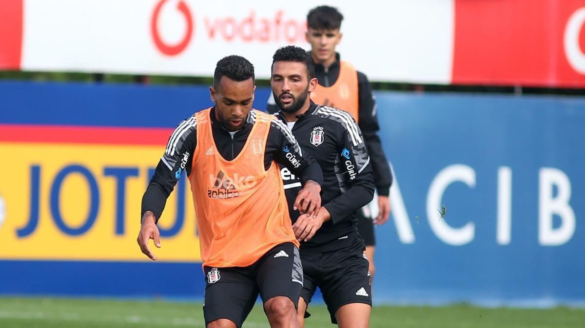 Beşiktaş'ta izin bitti, hazırlıklar başladı