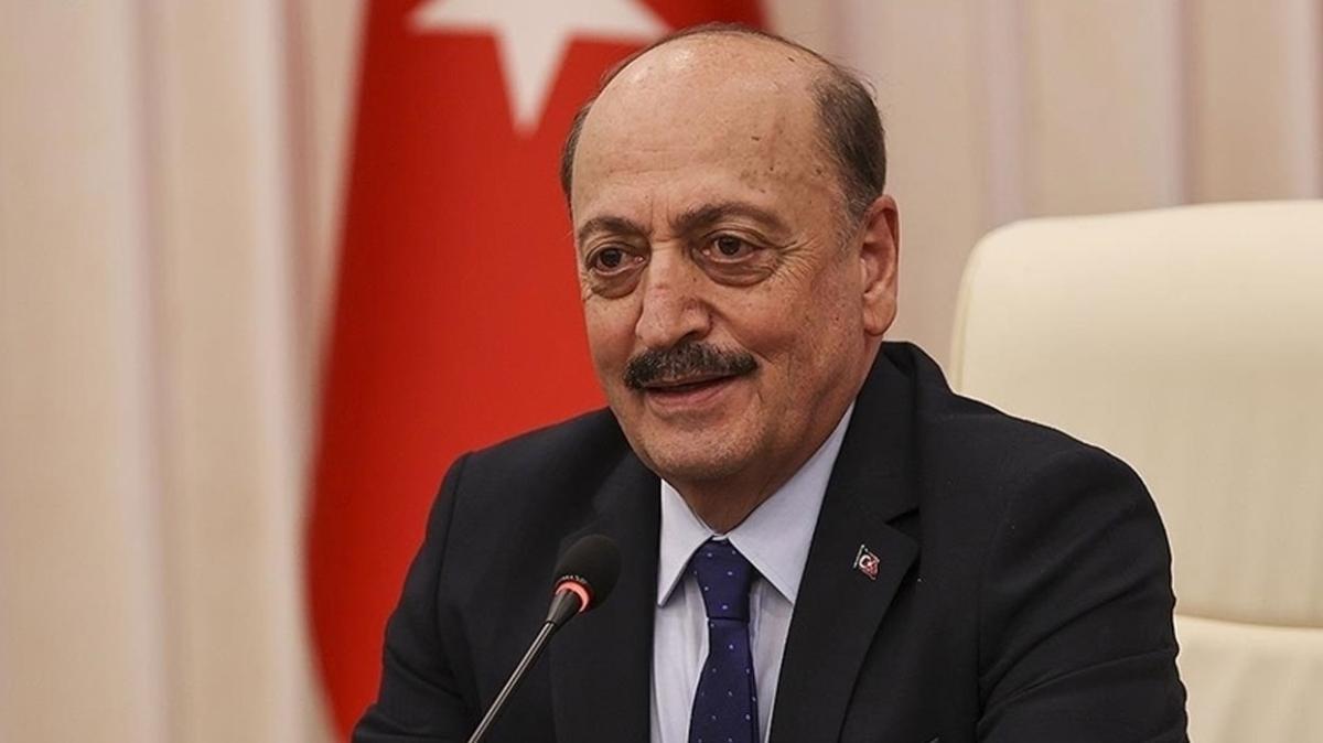 Çalışma ve Sosyal Güvenlik Bakanı Bilgin: Yıl sonu büyüme yüzde 10 olacak