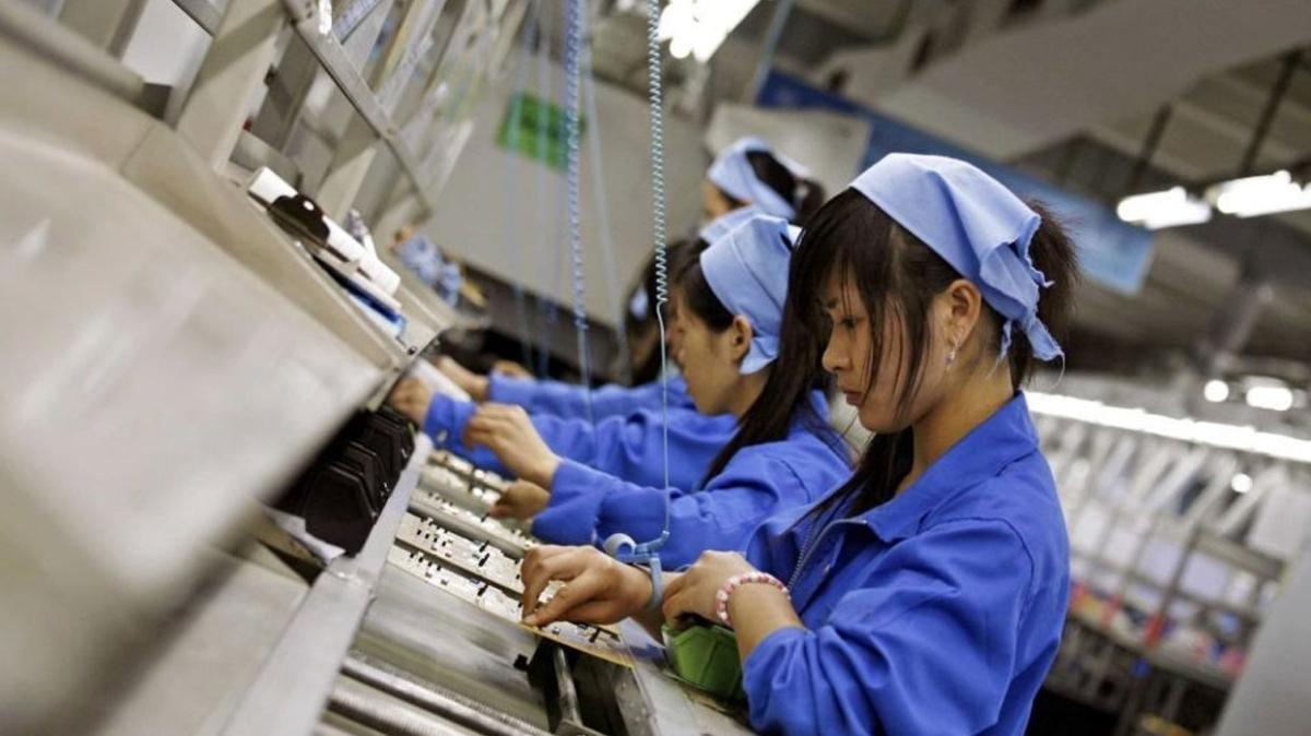 Çin'de pandemi döneminin ilk daralması görüldü