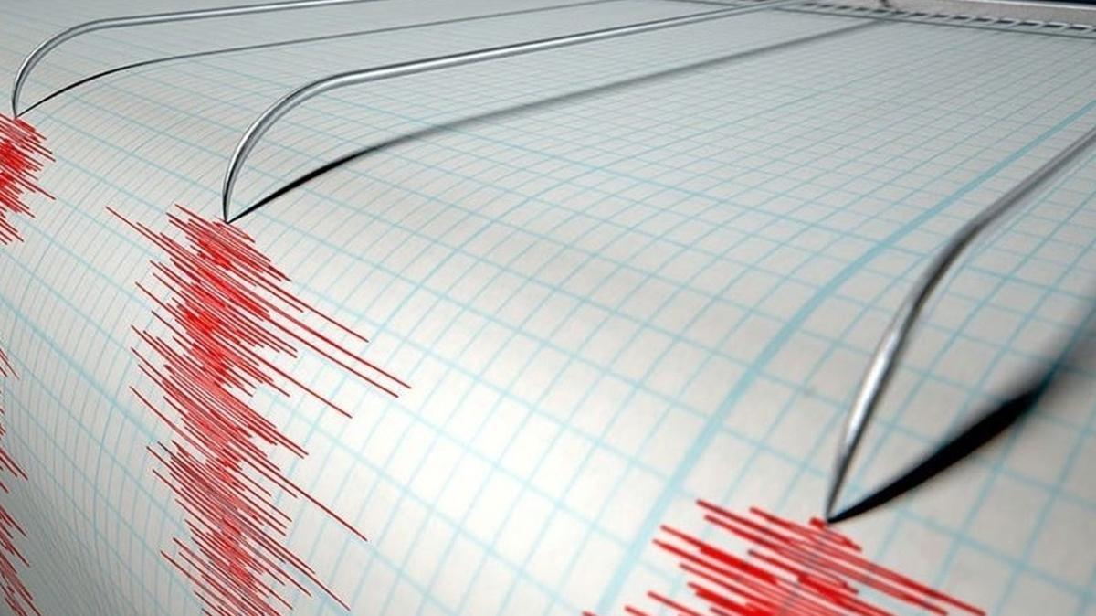Çorum'da 3,7 büyüklüğünde deprem