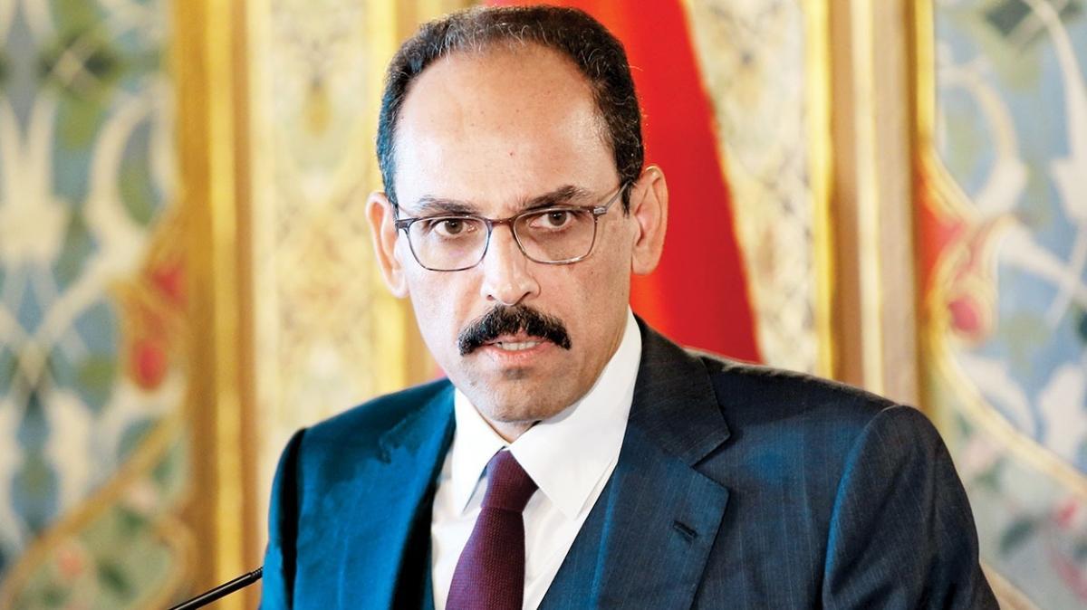 Cumhurbaşkanlığı Sözcüsü İbrahim Kalın: Artık Erivan'la normalleşebiliriz