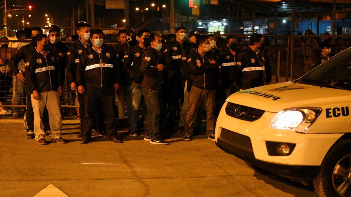 Ekvador'da cezaevindeki çatışmada ölü sayısı 116'ya yükseldi