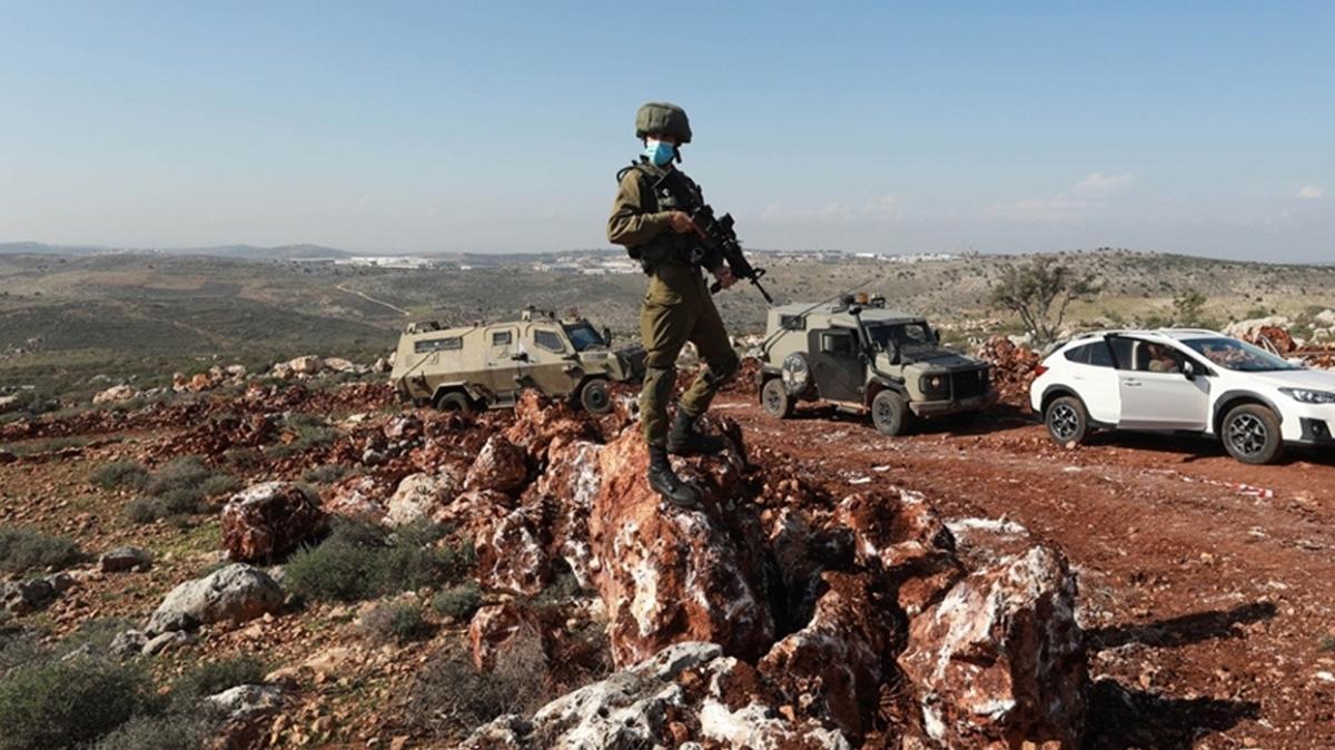 İşgalci İsrail, Batı Şeria'da 1 Filistinliyi öldürdü