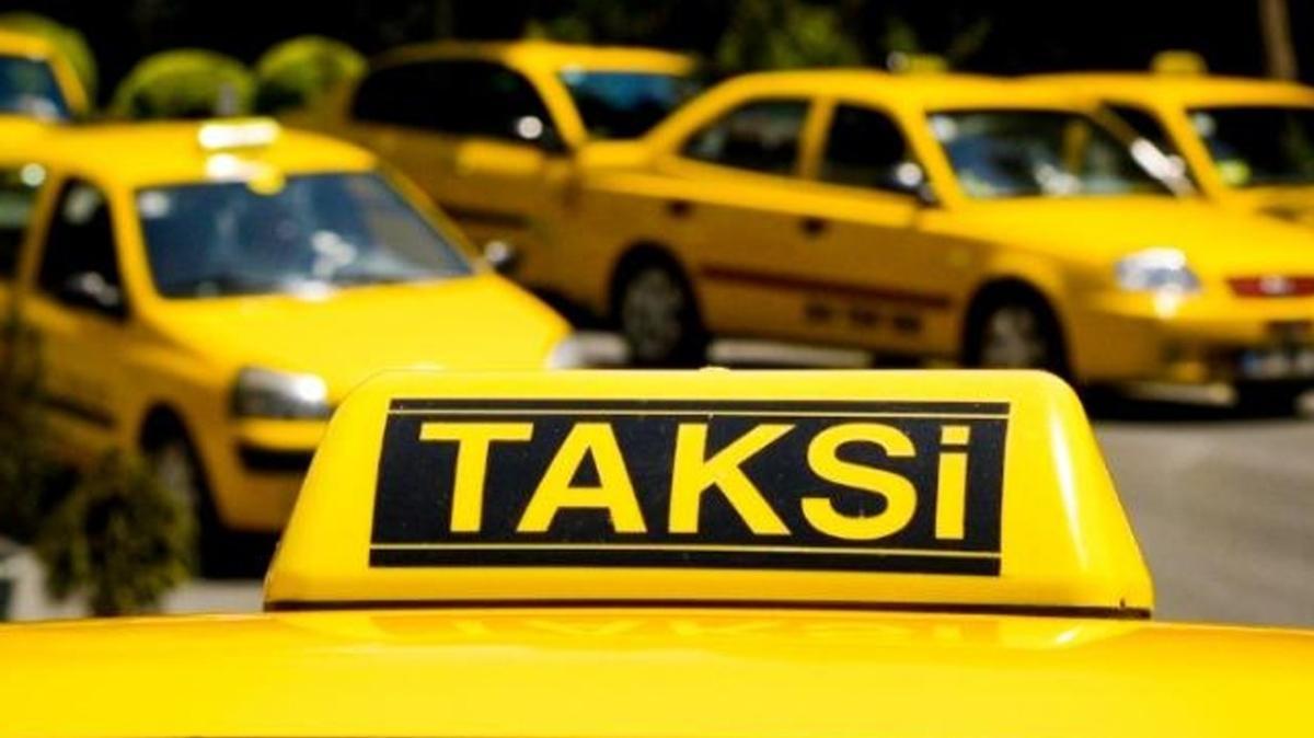 İstanbul'a bin yeni taksi önerisi 9. kez reddedildi