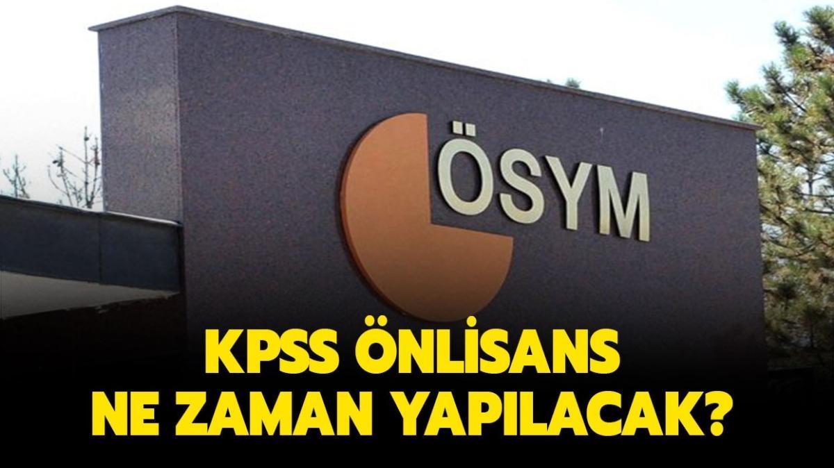 """KPSS önlisans ne zaman yapılacak, bu sene yok mu"""" 2022 KPSS önlisans sınav ve başvuru tarihleri belli oldu mu"""""""