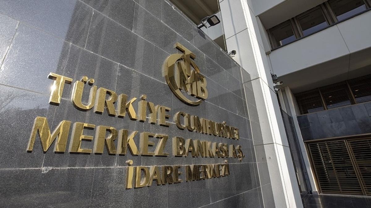 Merkez Bankası rezervleri 122 milyar dolara yükseldi