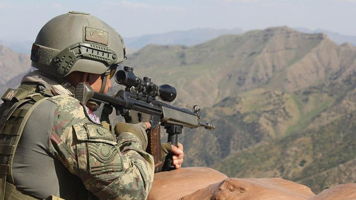Son dakika haberi... MİT ve TSK'dan müthiş operasyon: 3 terörist etkisiz!