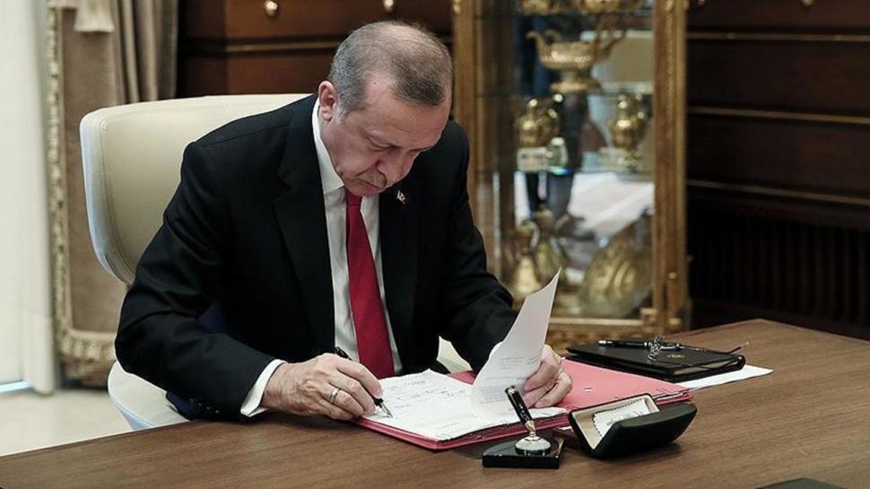 Başkan Erdoğan imzaladı: Atama kararları Resmi Gazete'de