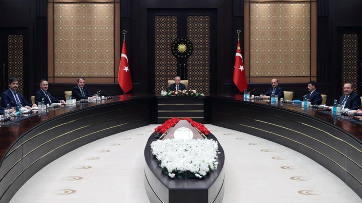 Başkan Erdoğan Memur-Sen heyetini kabul etti