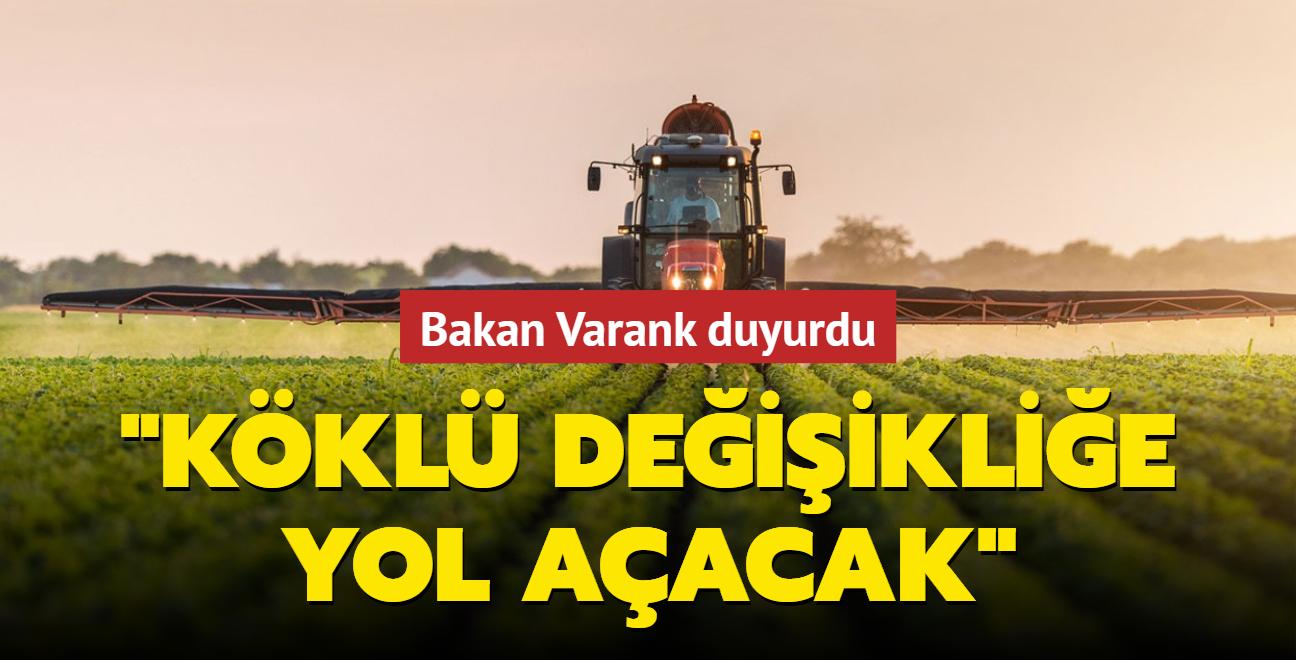 Bakan Varank duyurdu: Agrigenomik Merkezi köklü değişikliğe yol açacak