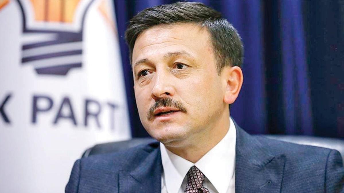 AK Parti Genel Başkan Yardımcısı Hamza Dağ: Erdoğan karşısında bir adayları yok