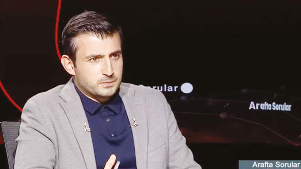 Baykar Teknik Müdürü Selçuk Bayraktar 24 TV'ye konuştu: TİHA'nın görsel tasarımı babama ait