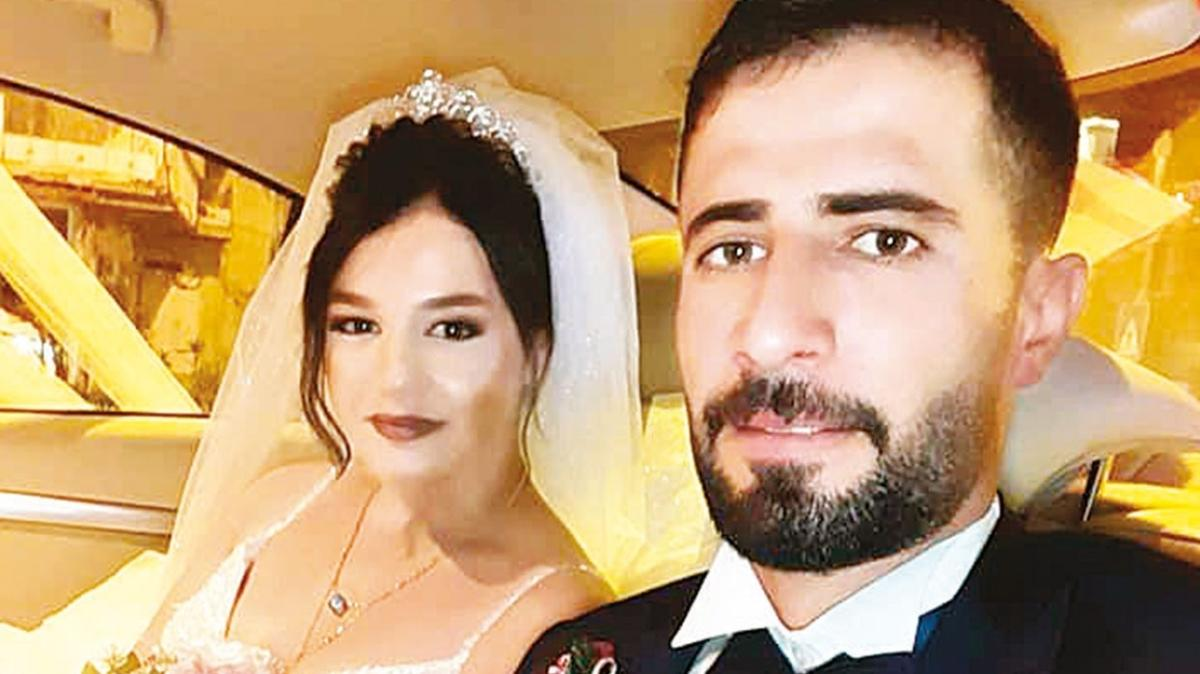 Düğünden 3 gün sonra kavga etmişlerdi... Damadın sır ölümünde geline hapis