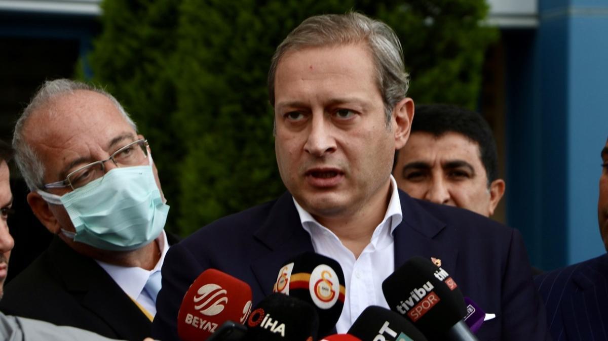 Galatasaray Başkanı Burak Elmas ilk 100 günü anlatacak