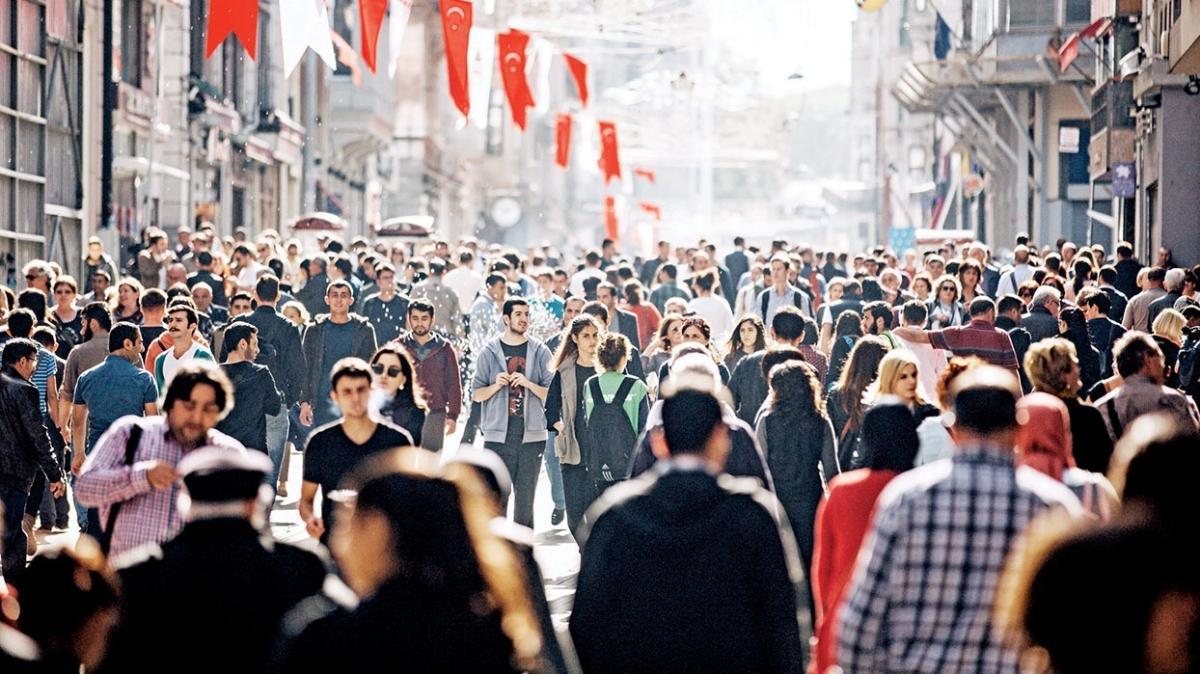 Korkutan tespit! 'Genç Türkiye' 2060'ta yaşlanacak